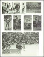 1973 Hudson High School Yearbook Page 146 & 147