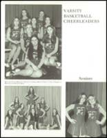 1973 Hudson High School Yearbook Page 154 & 155