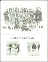 1973 Hudson High School Yearbook Page 156 & 157