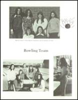 1973 Hudson High School Yearbook Page 158 & 159