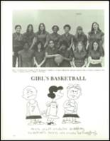 1973 Hudson High School Yearbook Page 160 & 161