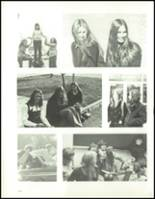 1973 Hudson High School Yearbook Page 164 & 165