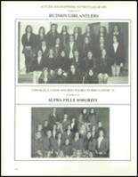 1973 Hudson High School Yearbook Page 184 & 185