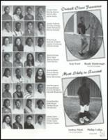 1999 Reagan High School Yearbook Page 44 & 45