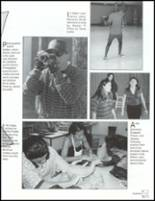 1999 Reagan High School Yearbook Page 74 & 75