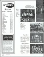 1999 Reagan High School Yearbook Page 116 & 117