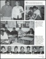1999 Reagan High School Yearbook Page 128 & 129