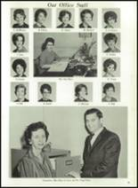 1964 Tupelo High School Yearbook Page 14 & 15