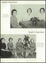 1964 Tupelo High School Yearbook Page 16 & 17
