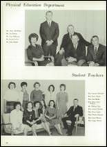 1964 Tupelo High School Yearbook Page 20 & 21