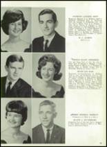 1964 Tupelo High School Yearbook Page 22 & 23