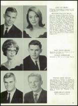 1964 Tupelo High School Yearbook Page 24 & 25
