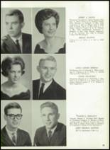 1964 Tupelo High School Yearbook Page 28 & 29