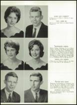 1964 Tupelo High School Yearbook Page 32 & 33