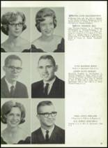 1964 Tupelo High School Yearbook Page 34 & 35