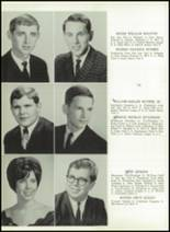 1964 Tupelo High School Yearbook Page 36 & 37