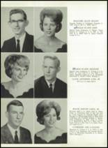 1964 Tupelo High School Yearbook Page 38 & 39