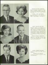 1964 Tupelo High School Yearbook Page 40 & 41