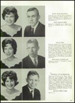 1964 Tupelo High School Yearbook Page 42 & 43