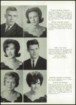 1964 Tupelo High School Yearbook Page 44 & 45