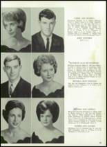 1964 Tupelo High School Yearbook Page 46 & 47