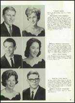 1964 Tupelo High School Yearbook Page 48 & 49