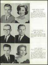 1964 Tupelo High School Yearbook Page 50 & 51