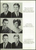 1964 Tupelo High School Yearbook Page 52 & 53