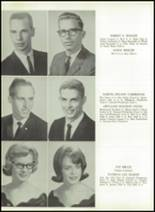 1964 Tupelo High School Yearbook Page 54 & 55