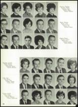 1964 Tupelo High School Yearbook Page 60 & 61