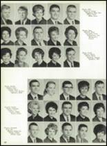 1964 Tupelo High School Yearbook Page 64 & 65