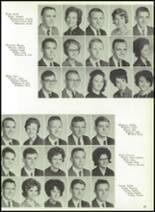 1964 Tupelo High School Yearbook Page 66 & 67