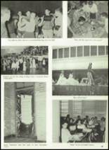 1964 Tupelo High School Yearbook Page 68 & 69
