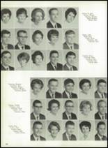 1964 Tupelo High School Yearbook Page 72 & 73