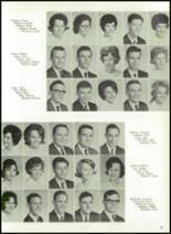 1964 Tupelo High School Yearbook Page 74 & 75
