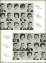 1964 Tupelo High School Yearbook Page 76 & 77
