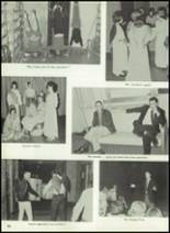 1964 Tupelo High School Yearbook Page 82 & 83