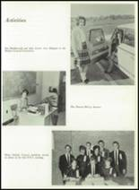 1964 Tupelo High School Yearbook Page 84 & 85