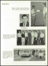 1964 Tupelo High School Yearbook Page 88 & 89