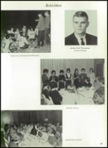 1964 Tupelo High School Yearbook Page 90 & 91