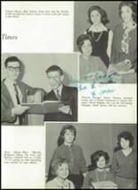 1964 Tupelo High School Yearbook Page 94 & 95