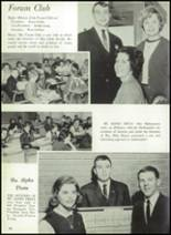 1964 Tupelo High School Yearbook Page 96 & 97