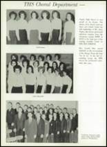 1964 Tupelo High School Yearbook Page 100 & 101