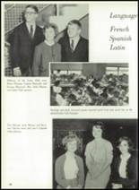 1964 Tupelo High School Yearbook Page 102 & 103