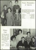 1964 Tupelo High School Yearbook Page 104 & 105