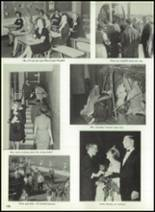 1964 Tupelo High School Yearbook Page 110 & 111