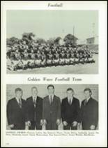 1964 Tupelo High School Yearbook Page 116 & 117