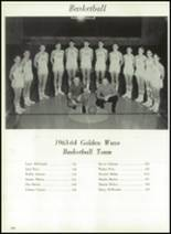 1964 Tupelo High School Yearbook Page 118 & 119
