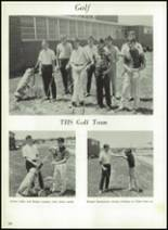 1964 Tupelo High School Yearbook Page 128 & 129