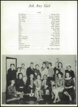 1964 Tupelo High School Yearbook Page 132 & 133